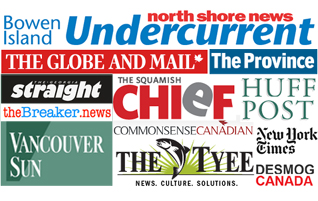 Check out the news coverage on our campaigns